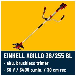 Einhell Agillo 36-255 BL