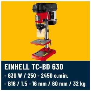 Einhell TC-BD 630 stupna bušilica