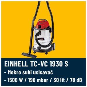 Einhell TC-VC 1930 S